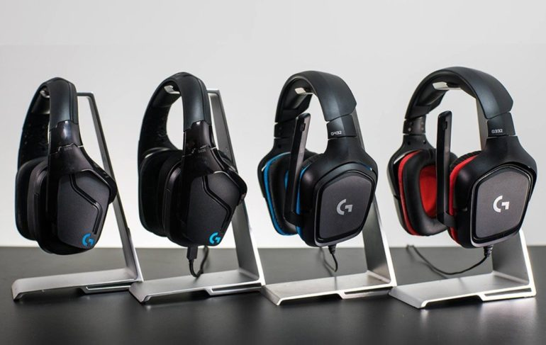 Logitech G's new range of headsets launched, customizable with Logitech G Hub software.
