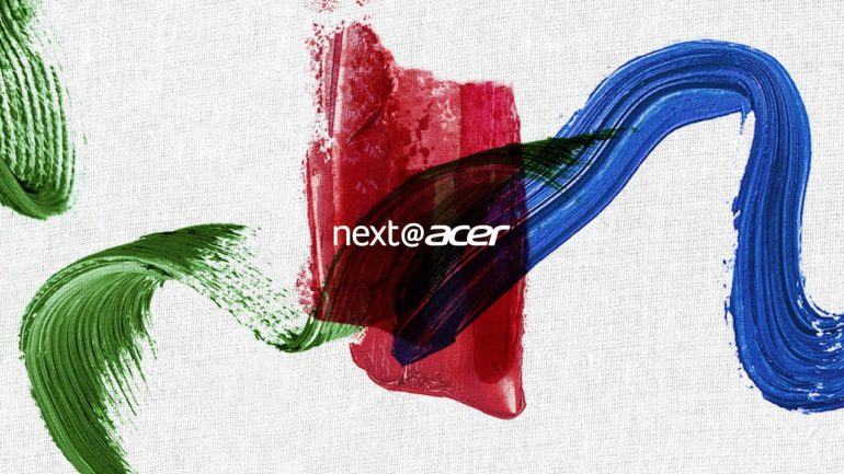 Acer NYC Press conference Live stream #nextatacer