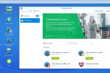 Synology® Unveils DiskStation Manager 6.2.2 - A Solid Platform for Data Management
