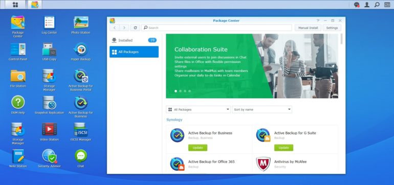 Synology® Unveils DiskStation Manager 6.2.2 - A Solid Platform for Data Management