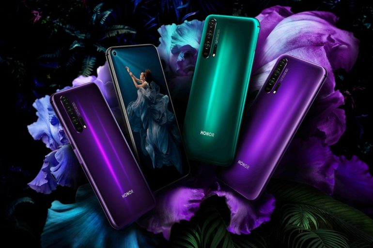 Honor Launches Honor 20 PRO