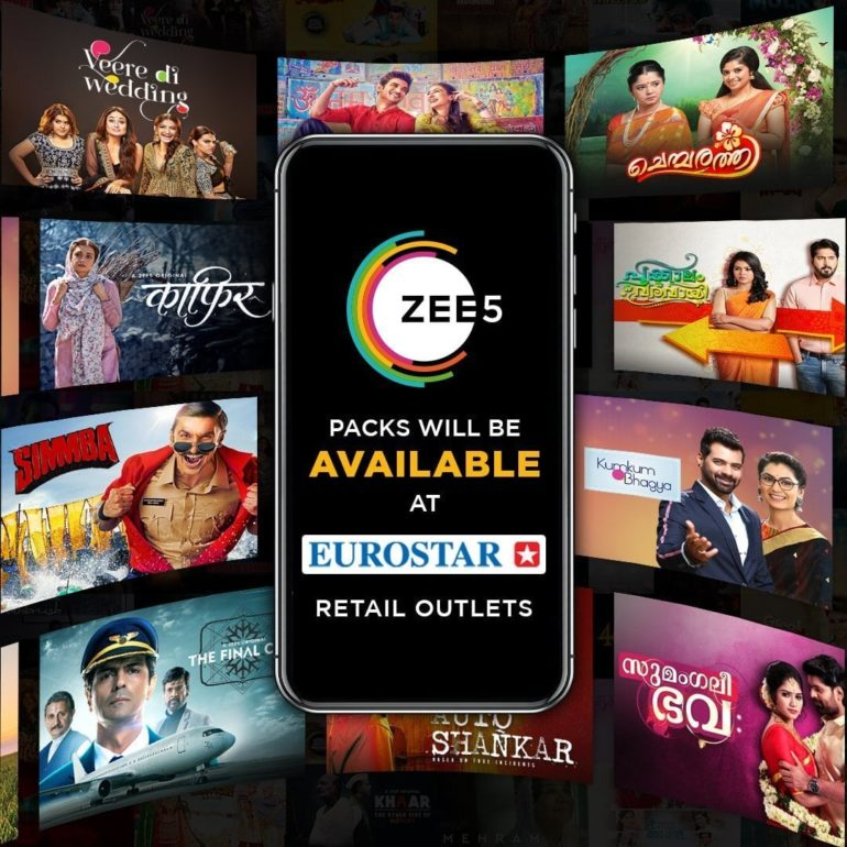 ZEE5 rolls out Offline Subscriptions in UAE