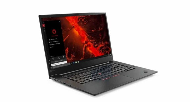 Lenovo ThinkPad X1 Extreme Edition Review