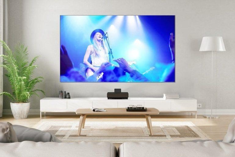 Epson launches big-screen TV alternative during GITEX Technology Week