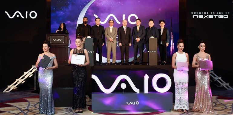 VAIO returns to the Middle East in partnership with Nexstgo