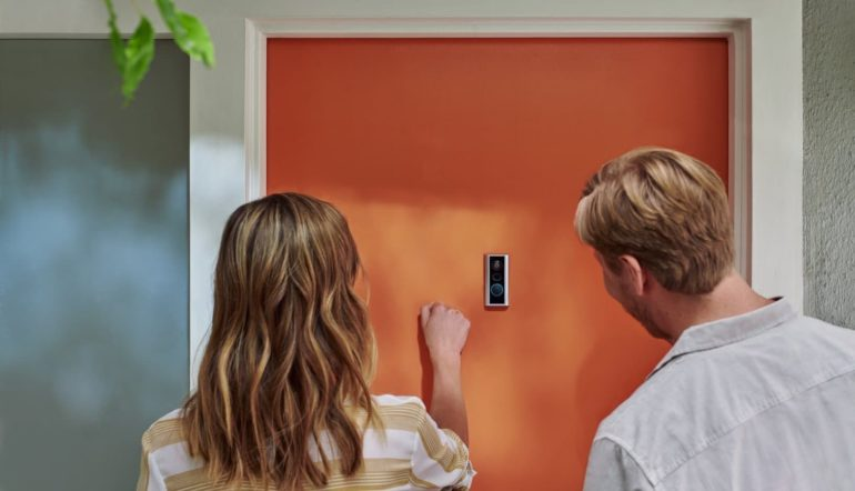 Ring Launches Ring Door View Cam, Ring's Fifth Video Doorbell, at GITEX 2019