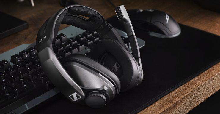 Sennheiser introduces the new GSP 370 Headset