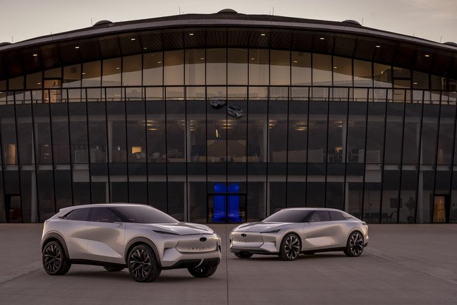 Electrification and Evolution of INFINITI Design