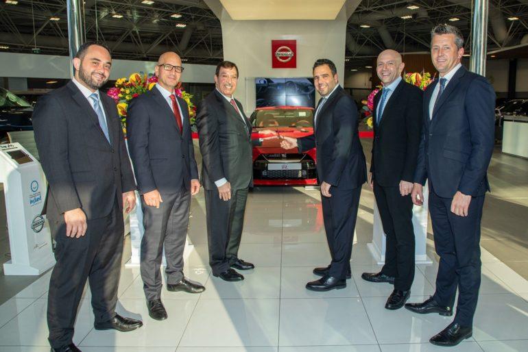 Arabian Automobiles Launches Largest Nissan Retail Concept Showroom
