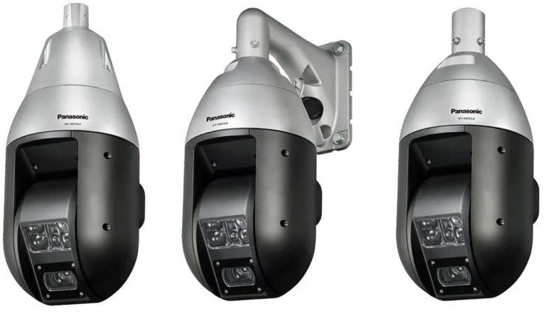 Panasonic unveils new surveillance technology
