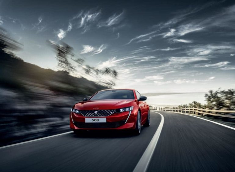 Peugeot gives you 508 reasons to choose their new sedan