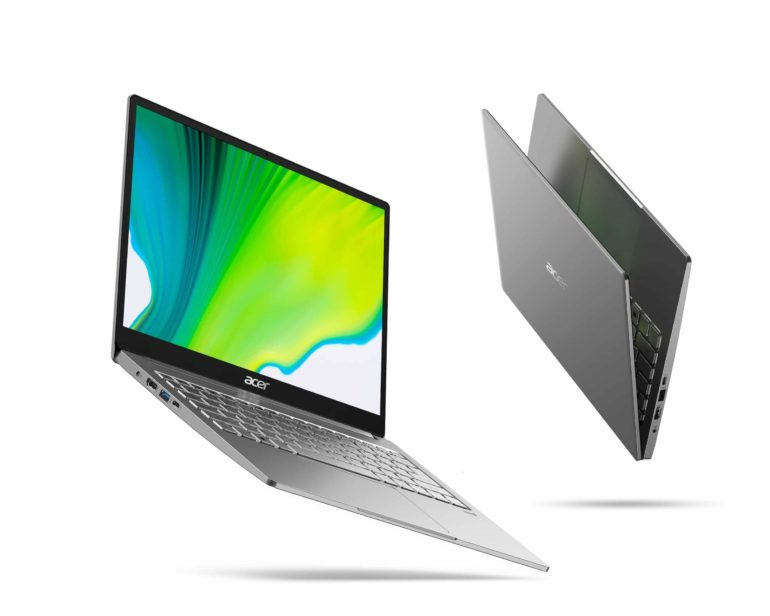 CES | Acer Enhances its Spin and Swift Series