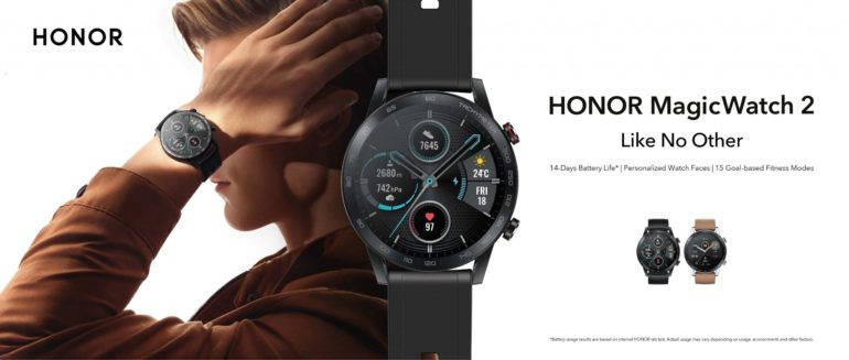 HONOR Launches HONOR MagicWatch 2 in the UAE