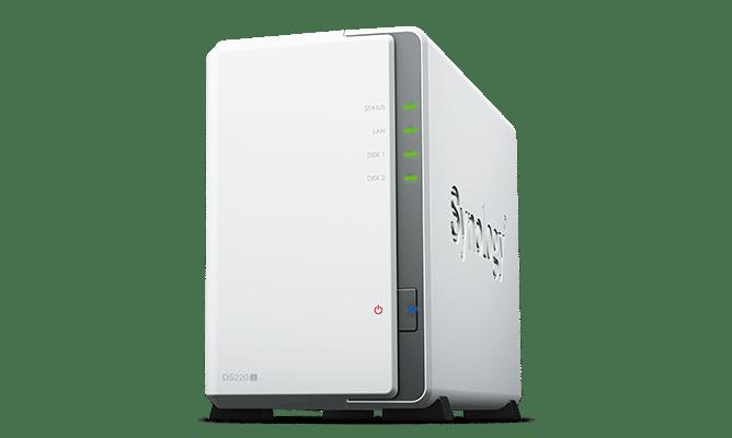 Synology Introduces DiskStation DS220j