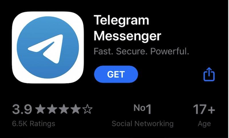 Wem gehört Telegram Messenger?