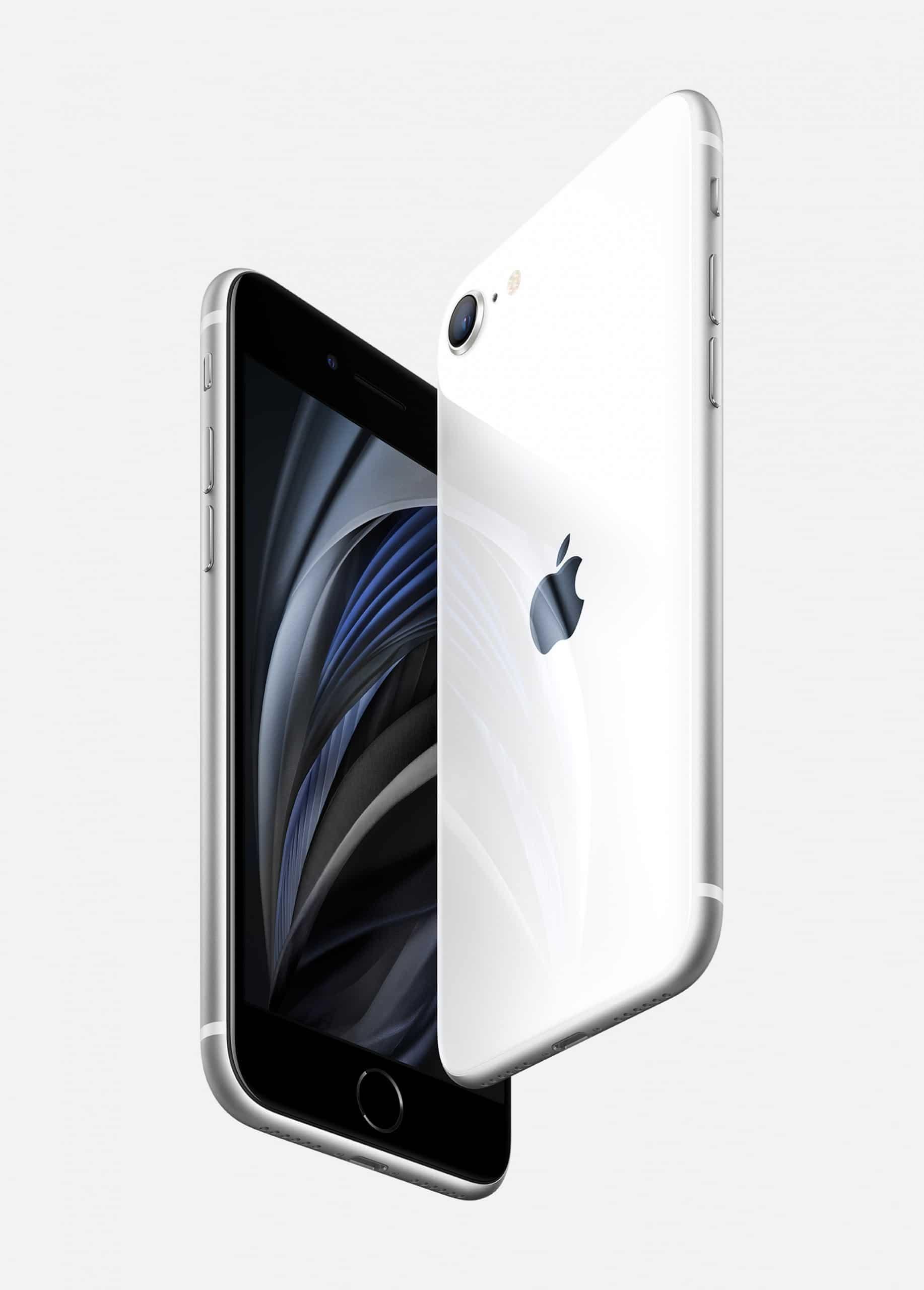 Apple lancerer den nye iPhone SE !!