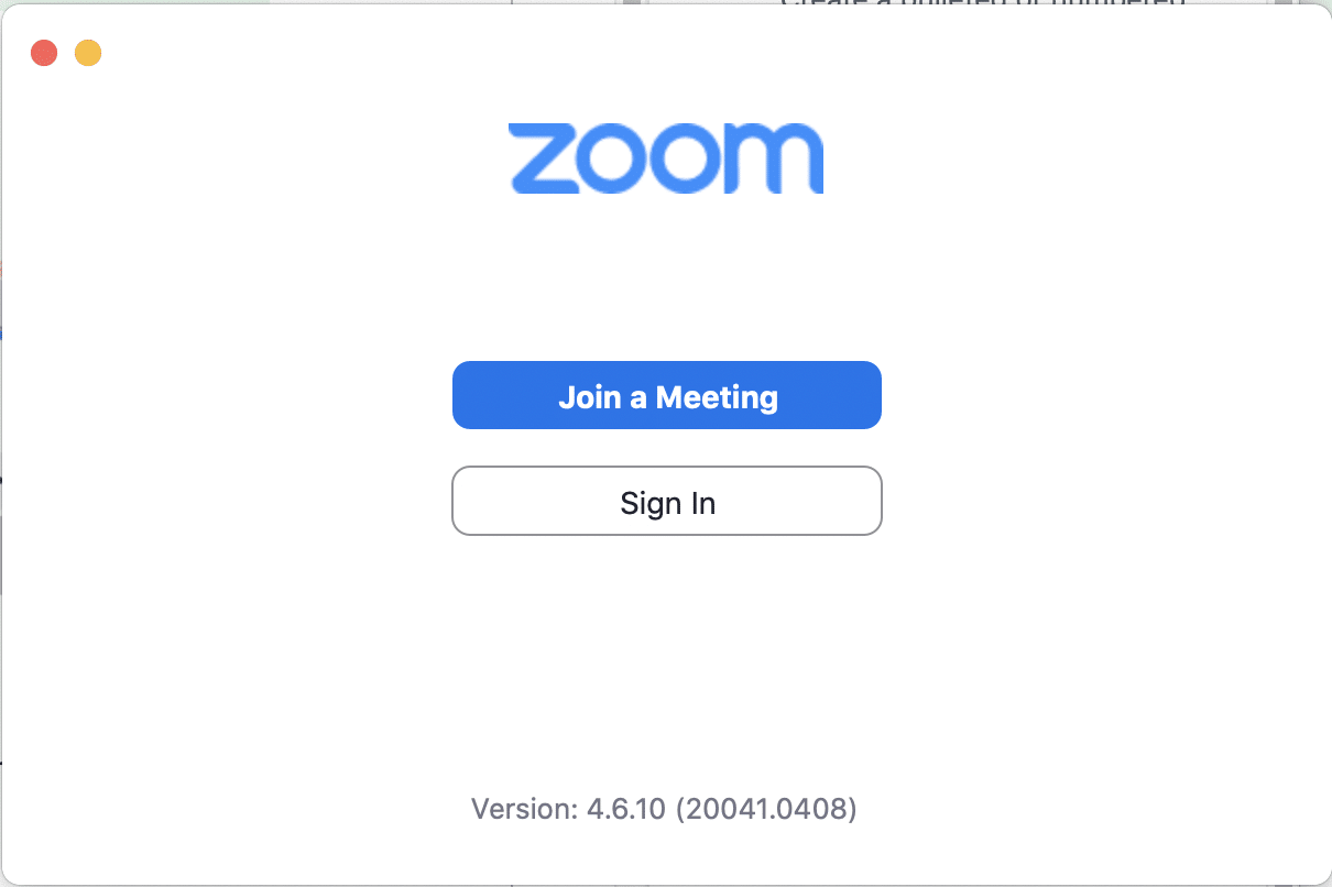 How to use Zoom video conferencing on a Laptop