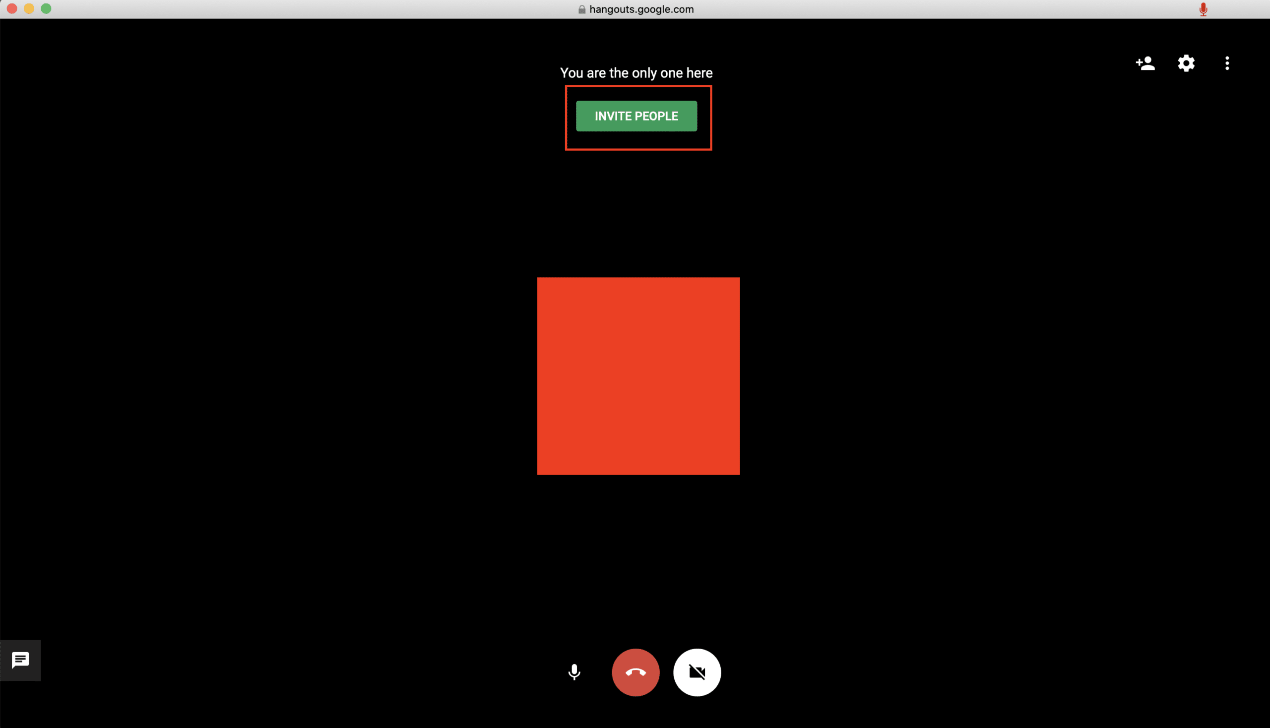How to share your screen on Google Meet (Hangouts)