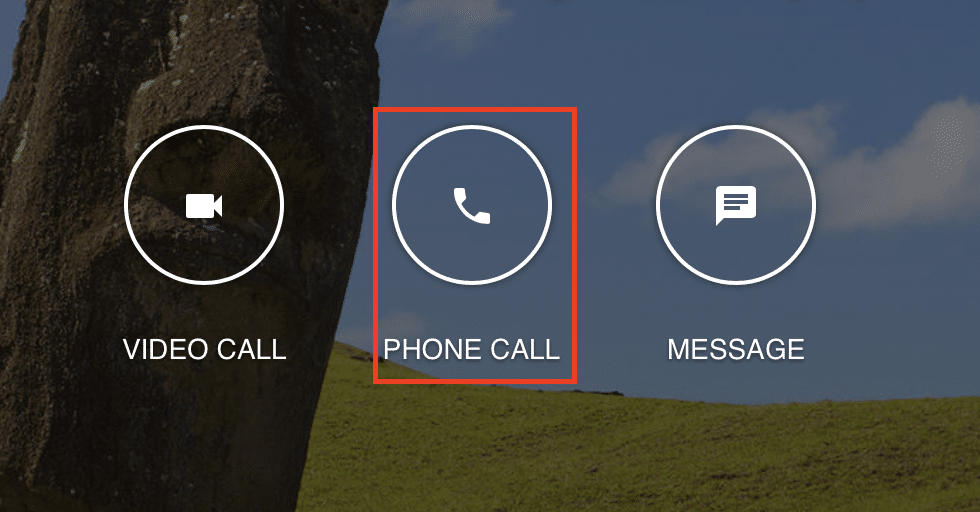How to call someone using Google Meet (Hangouts)
