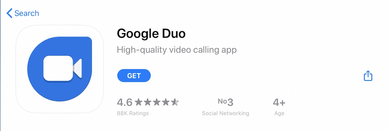 How to make a three way call on Google Duo