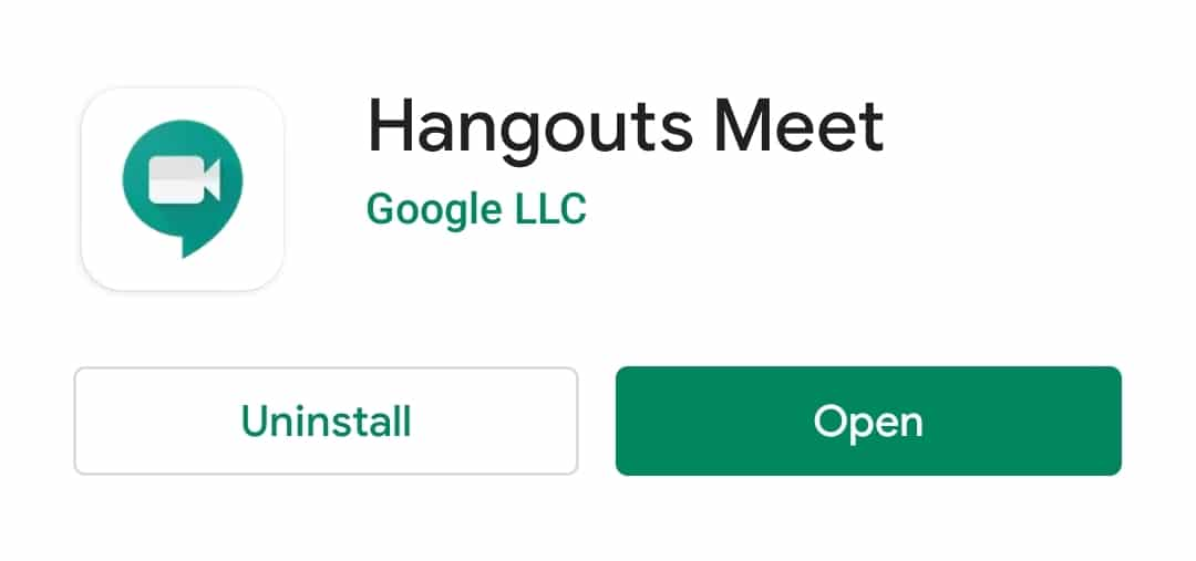 How to use Google Meet (Hangouts) on Android