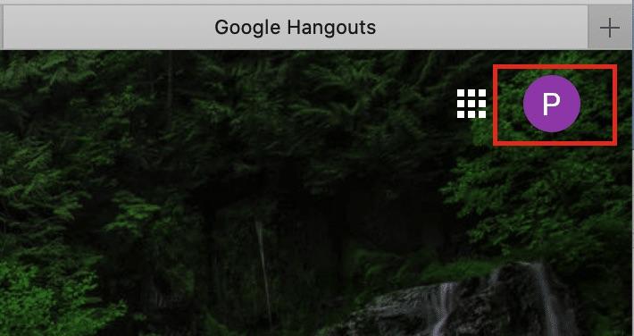 Cara Menghapus akun Google Meet (Hangouts) Anda