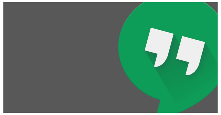 How to use Google Meet (Hangouts) on PC