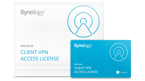 Synology announces free VPN Plus license