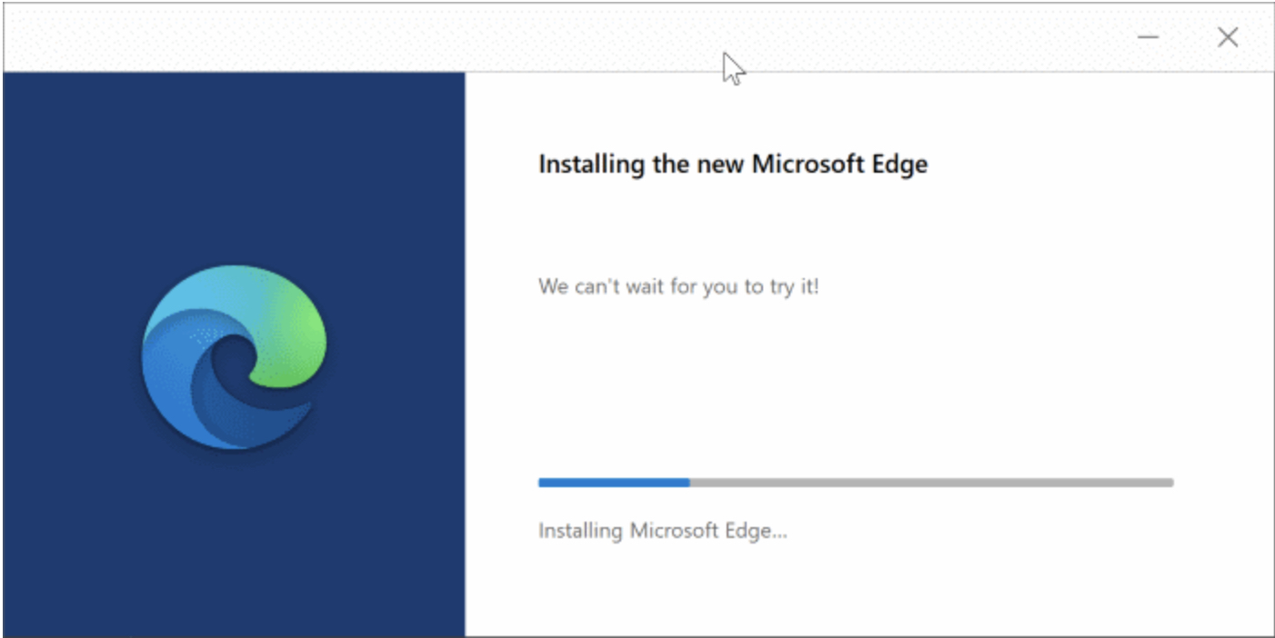 How to reinstall the Microsoft Edge browser