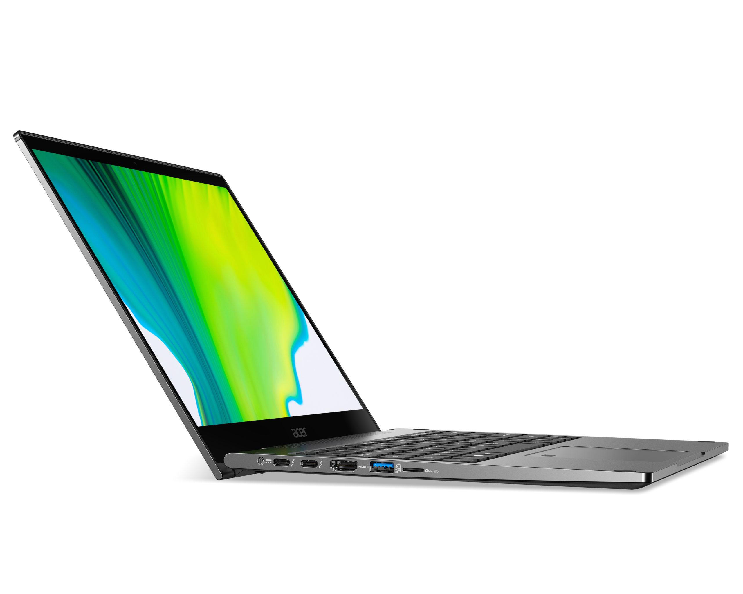 Acer debütiert mit Spin 5 in Saudi-Arabien