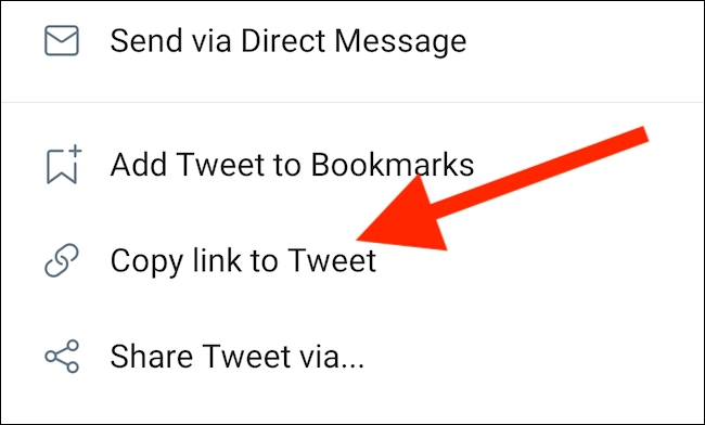 Twitter မှ GIF တစ်ခုအားအကောင်းဆုံးသိမ်းဆည်းရန်အကောင်းဆုံးနည်း