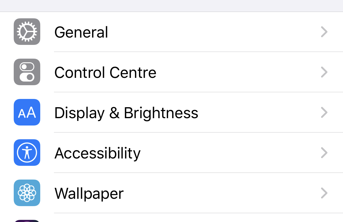 The 6 Reset options explained for the iPhone