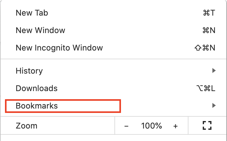 How to export bookmarks from Microsoft Edge browser