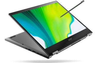 Acer Debuts Spin 5 in Saudi Arabia