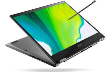 Acer Debut Spin 5 di Arab Saudi
