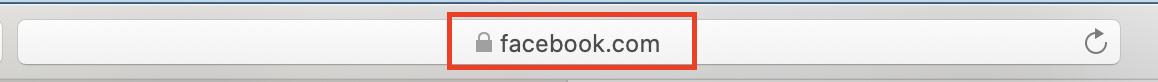 følg ikke på Facebook