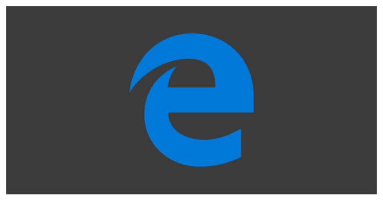 menu bar Microsoft Edge