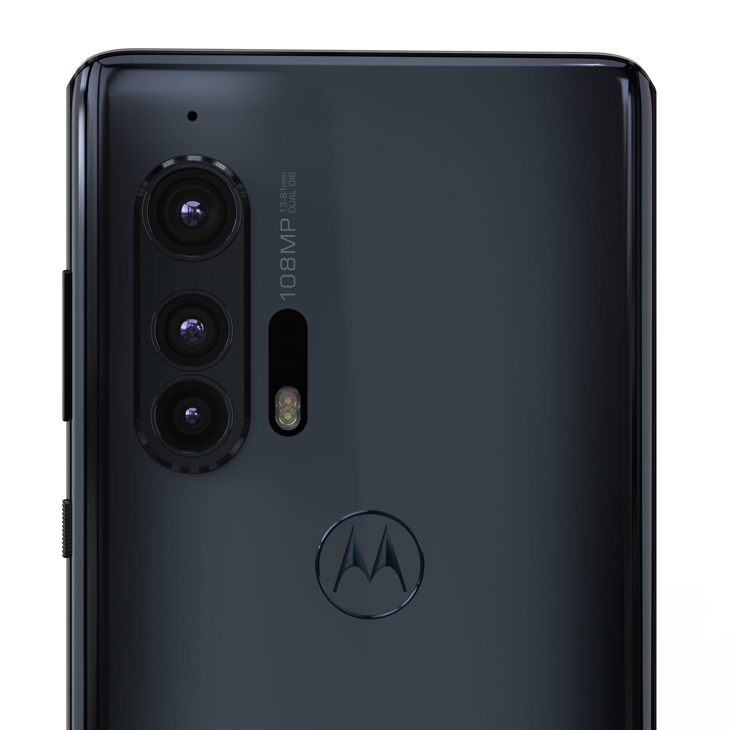 Perangkat Motorola Edge + Flagship 5G diluncurkan di UEA