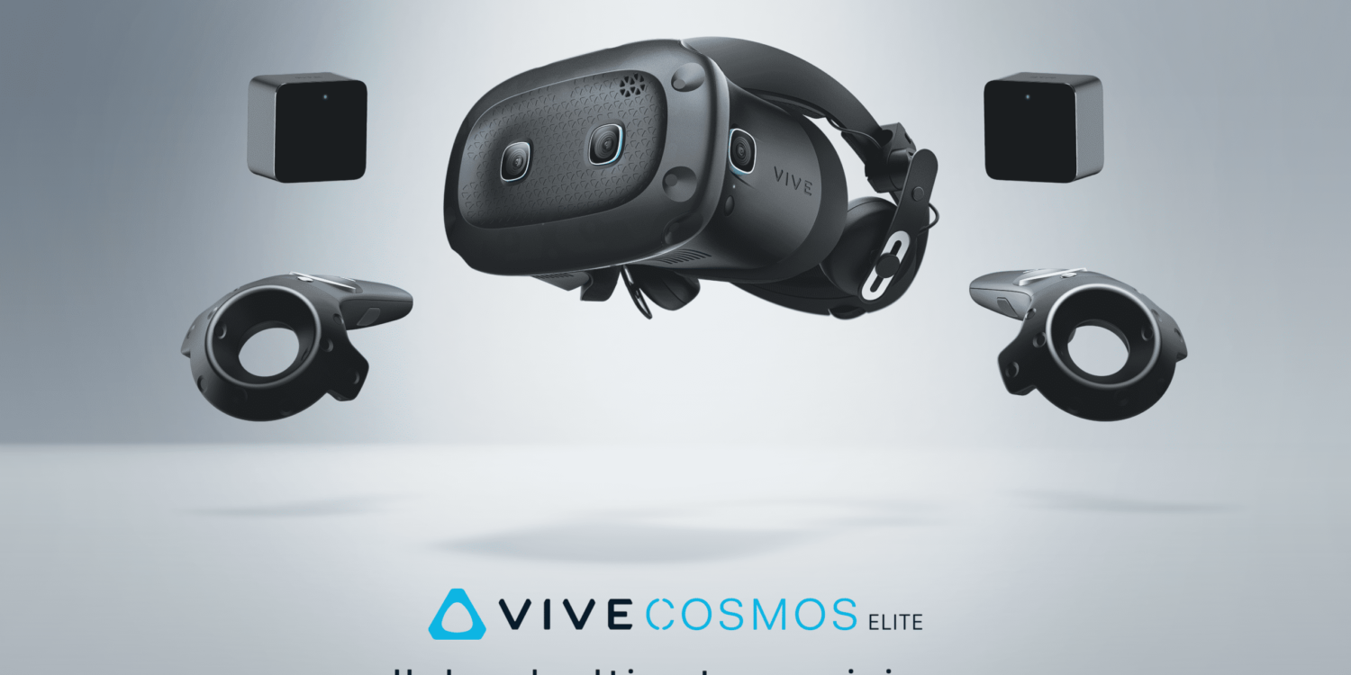 HTC VIVE COSMOS ELITE GETİRİYOR