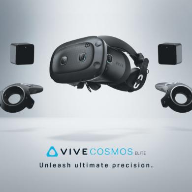 HTC VIVE BRINGS COSMOS ELITE