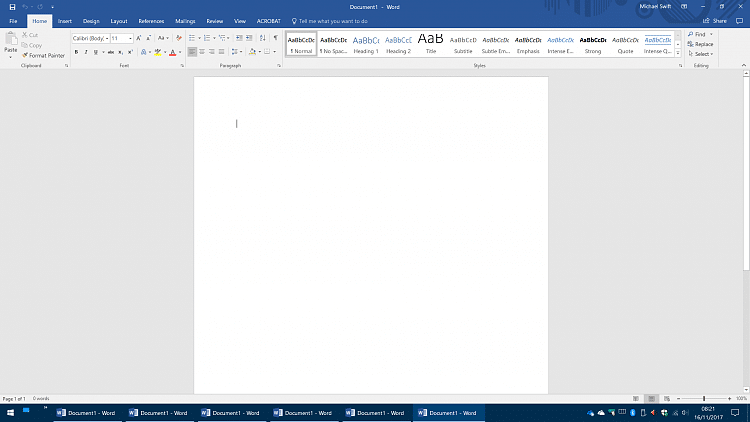 How to make a checklist on Microsoft Word