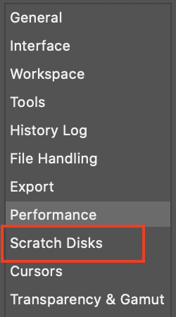 How to Clear the Scratch Disk on Photoshop