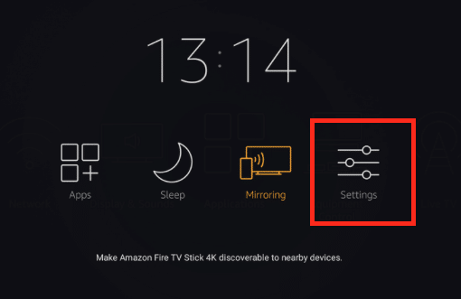 How to mirror content from Android to Amazon Fire Stick