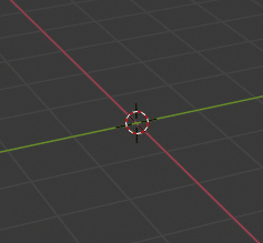 How to centre the 3D cursor on Blender