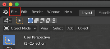 How to turn a 2D image into 3D using Blender 3D