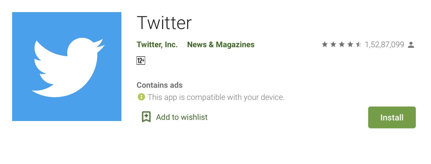 A MELHOR maneira de salvar um GIF do Twitter