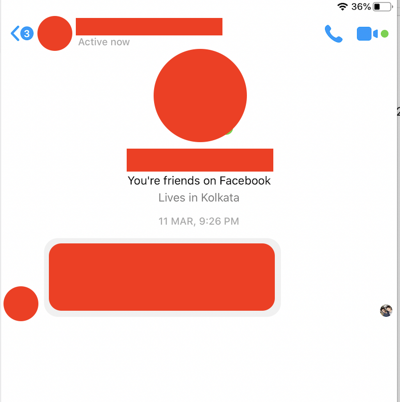 The BEST way to block someone on Messenger