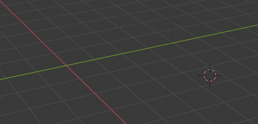 How to reset the 3D cursor on Blender 3D