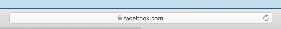 disable Facebook
