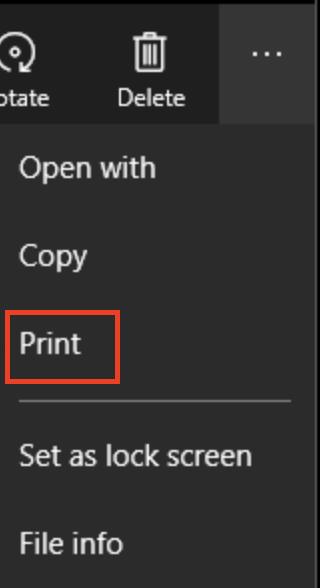 Sådan konverteres et skærmbillede til en PDF i Windows 10